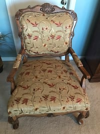Designer Chair Red Lion, 17356