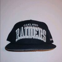Oakland Raiders Mitchell & Ness Fitted 7⅜ Frederick, 21703