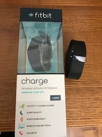 Fit Bit Charge's