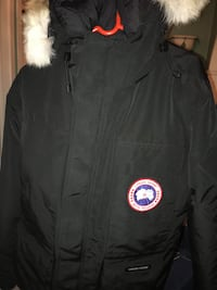 Helt ny Canada Goose Expedition Down Parka 6250 km