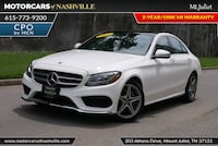 Mercedes-Benz C-Class 2017 Mount Juliet, 37122