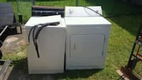 Working washer and dryer $120 or best offer  Knoxville, 37917