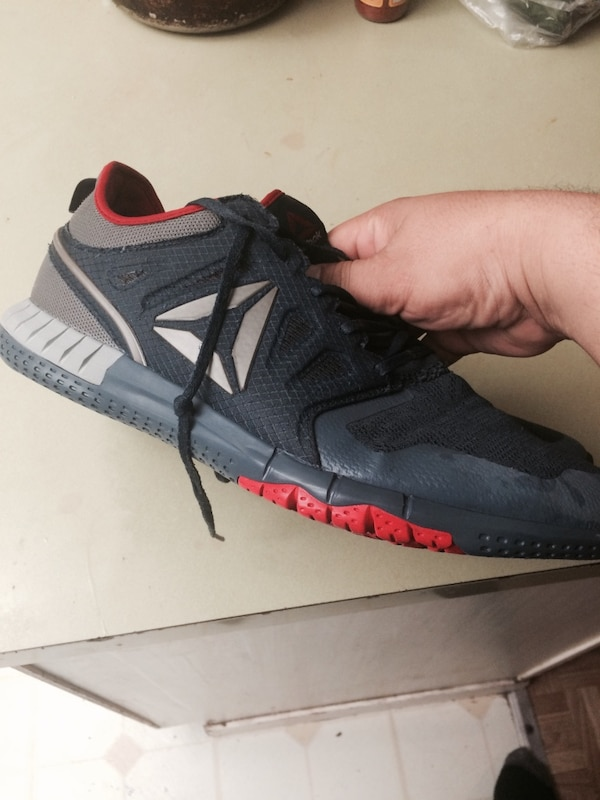 64ee6cfcb78 Used Rebook running shoes great condition nothing wrong with them 0bo for  sale in San Antonio - letgo
