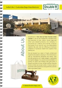 Promotional Canvas Bags Manufacture