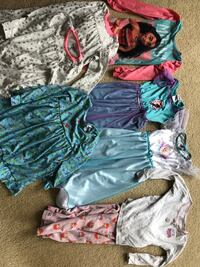3/4t girls pjs excellent condition leesburg  Leesburg, 20176