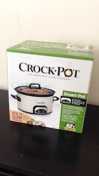 Crock-Pot slow cooker box Upper Marlboro, 20774