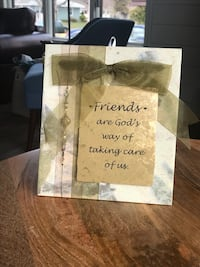 Decorative plaque perfect for a gift Bloomington, 55420