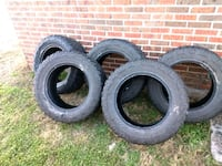 35x12.5 R20 offroad tires Moore, 73160