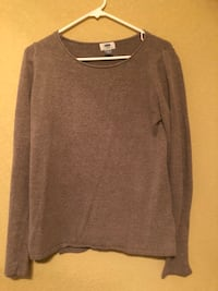 Brown long sleeve thin sweater Calexico, 92231