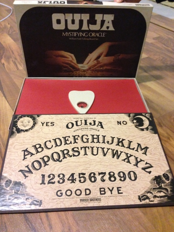 Used Vintage Ouija Board For Sale In Evansville Letgo