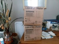 5000btu haier a/c only selling  1 unit Metairie, 70005