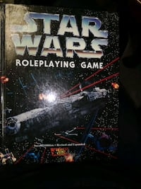 Star wars roleplaying game second addition
