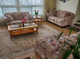Living room set with delivery