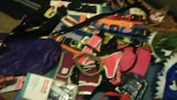 New leashes, harnesses, collars,and jackets Toney, 35773
