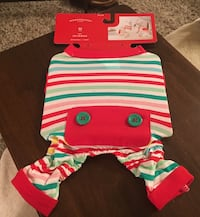 XS Pet Pajamas Aurora, 60503