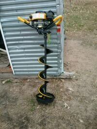 "10"" jiffy ice auger  Detroit Lakes, 56501"