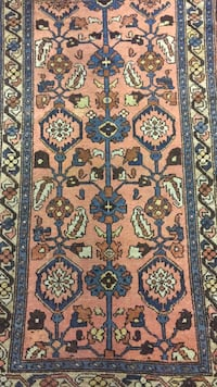 Handmade Antique Persian rug Mc Lean, 22182