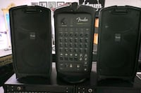 Fender all in one pa system  Luzerne County, 18202