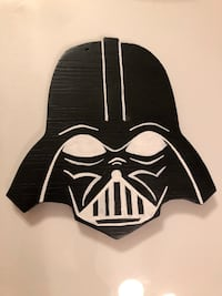 Darth Vader wall plaque