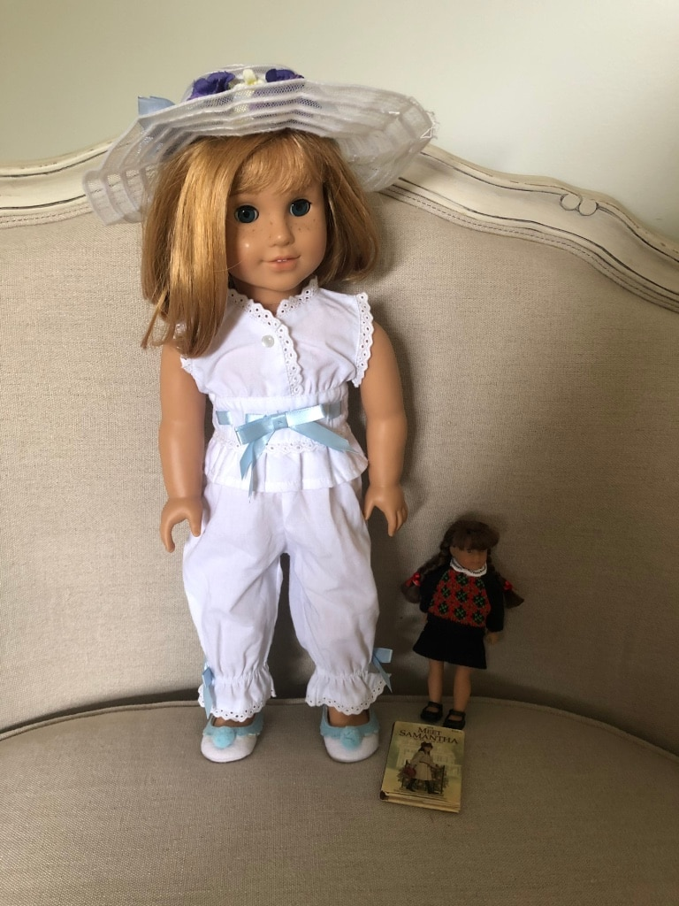 Photo American Girl Doll - Nellie