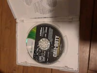 Call of Duty Ghosts Xbox 360 game disc Covington, 41011