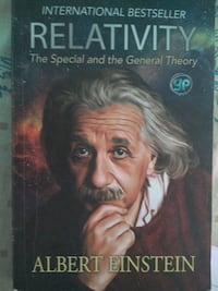 Theory of Relativity by Albert Einstein  12060 km