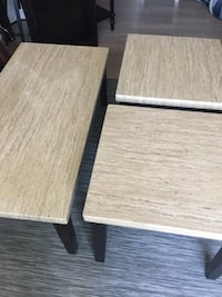 Coffee table with 2 end tables  Falls Church, 22042