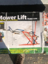 Lawn Mower Lift BRAND NEW Leesburg, 20175