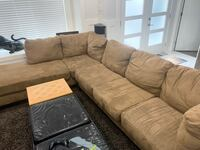Ashley furniture sectional sofa with chaise Burnaby, V3N 2S5