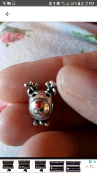 Reindeer Charm. New have several