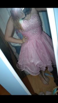 Short prom dress Halifax