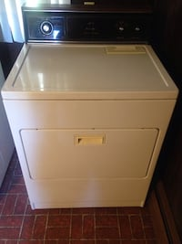 Off white front-load clothes dryer East Providence, 02915