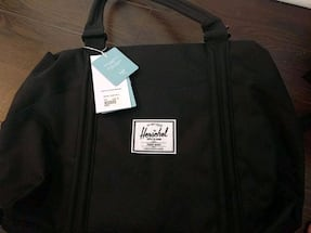 diapers bag from Herschel