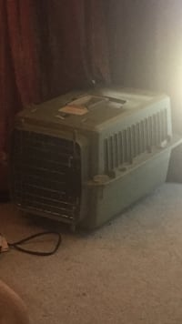 Gray pet carrier  Waterloo, N2L 4R5