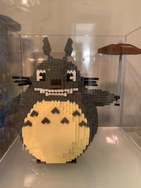 Totoro - DIY building toys / blocks Markham, L3P
