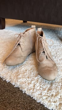 Bootie / Wedge Shoe. Great for the fall and extremely comfortable.  Bountiful, 84010