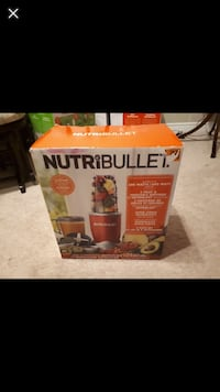 Red nutribullet Mississauga, L5L