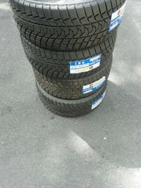 245/45/R18 Snow tires Waltham, 02452