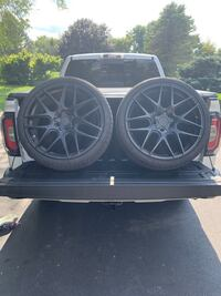 20 inch Wheels/Tire Combo Allentown, 18101