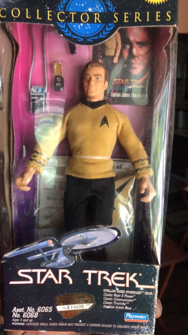 "Vintage Star Trek 9"" Collection addition figuring 367ed0bc-4bb5-4e12-bc01-afa997492e6f"