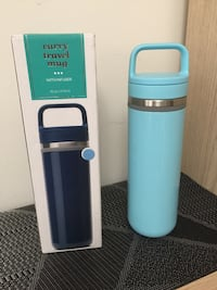 David's travel Mug with infuser Brand new  Burnaby, V5H
