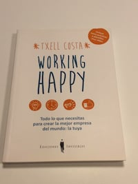 "NUEVO: ""Working Happy"" Txell Costa Barcelona, 08015"