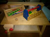 Melissa and Doug workbench Manassas