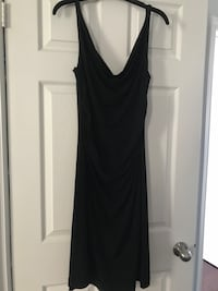 women's black sleeveless dress Vaughan, L6A 0W7