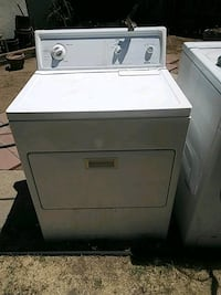 white front-load clothes dryer Modesto, 95350