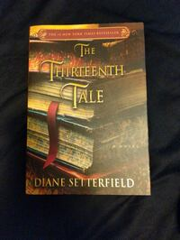 The Thirteenth Tale book by Diane Setterfield  Vaughan, L4H