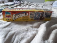 Collectable tops baseball cards full deck Guelph, N1H 3A3