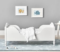 Pottery Barn Kids Shelter Toddler Bed