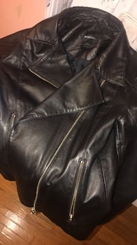 LEATHER MARCIANO JACKET Toronto, M9V 2C6