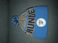 NBA Mitchell &Ness Oklahoma City Thunder Beanie College Park, 20742